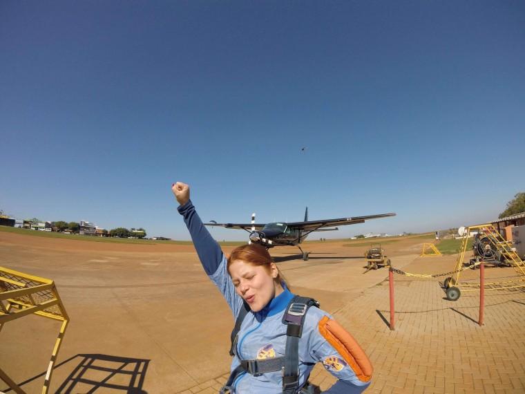 Livre para voar: conheça o Centro Nacional de Paraquedismo, o maior da América Latina