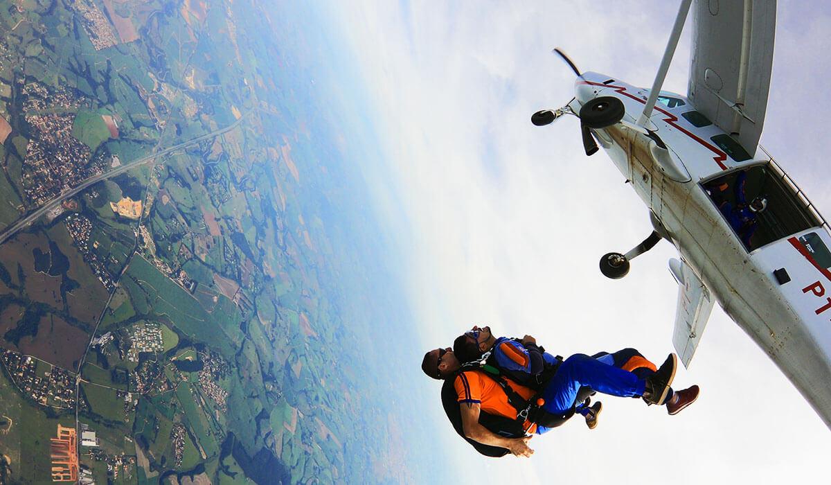 Dia do Paraquedista: curiosidades sobre o esporte