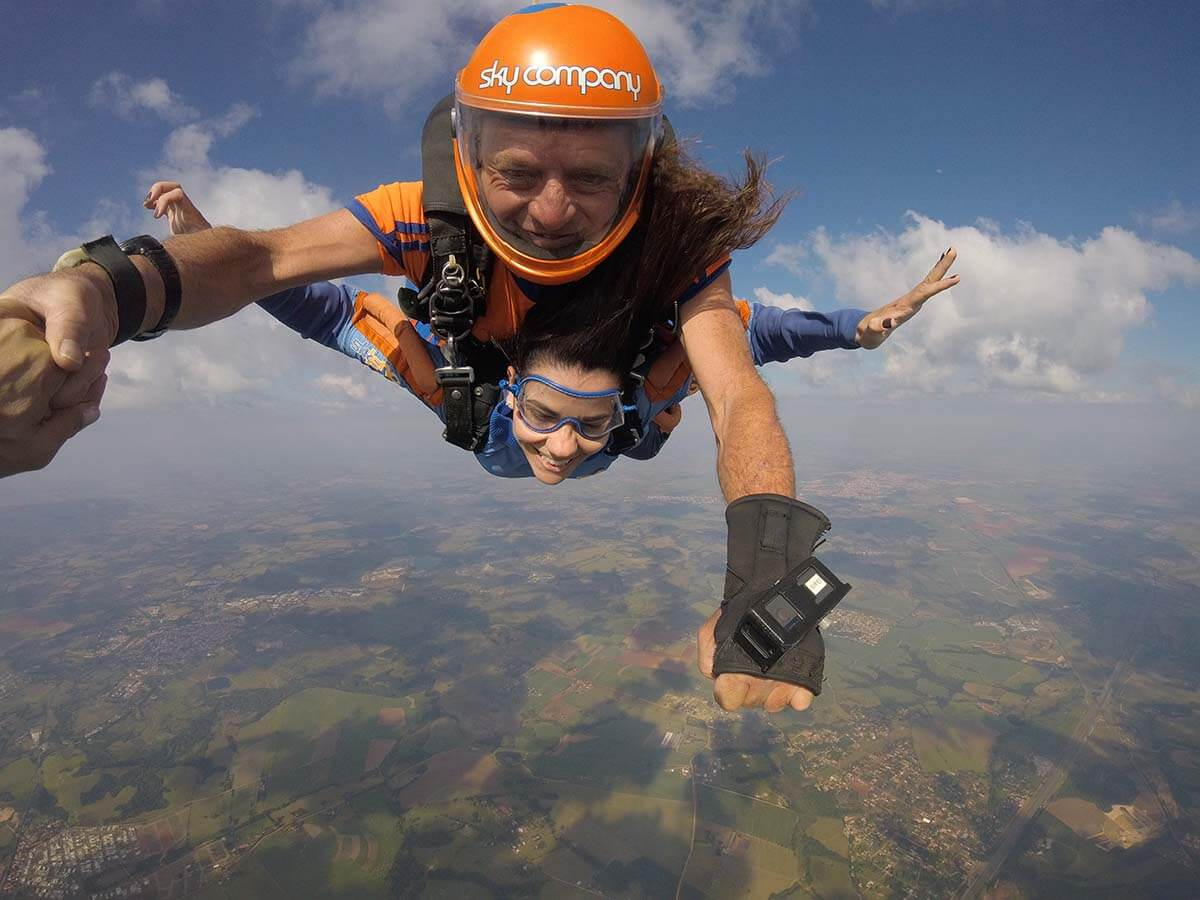 7 esportes radicais no ar para você praticar!