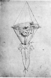 Paraquedas de Da Vinci