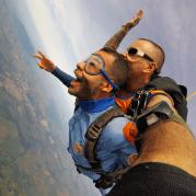 Paraquedismo e balonismo em Boituva