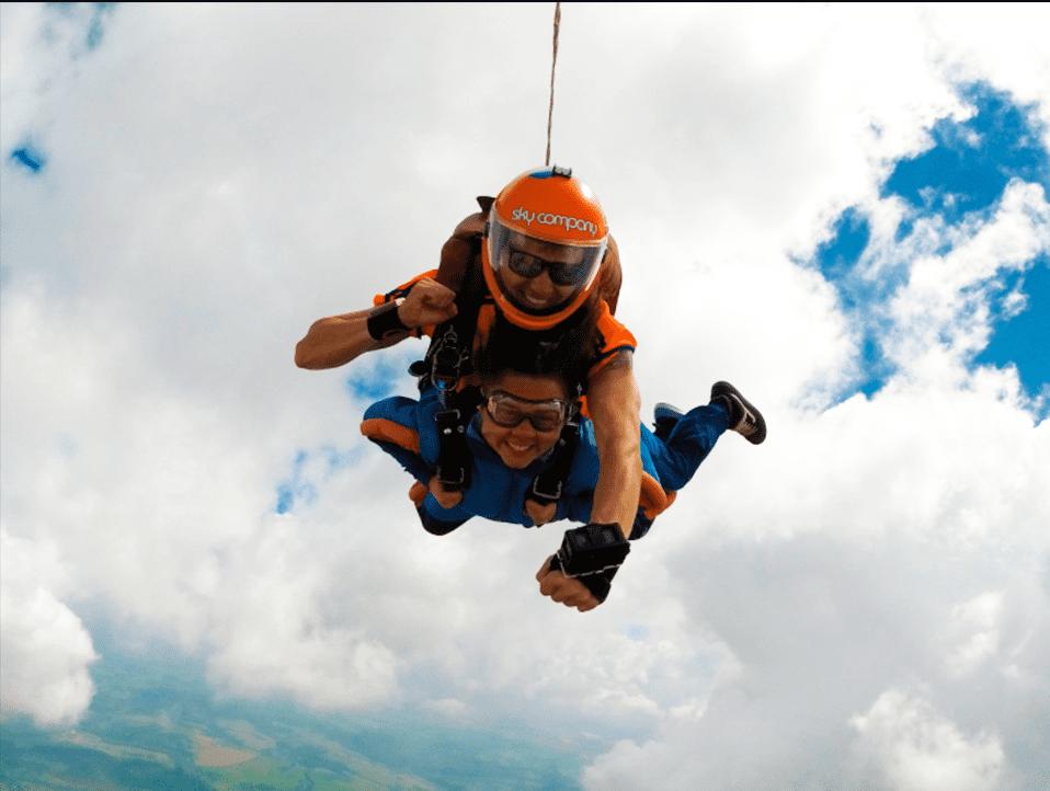 Setembro amarelo e paraquedismo: Como esse esporte pode ajudar a prevenir a depressão