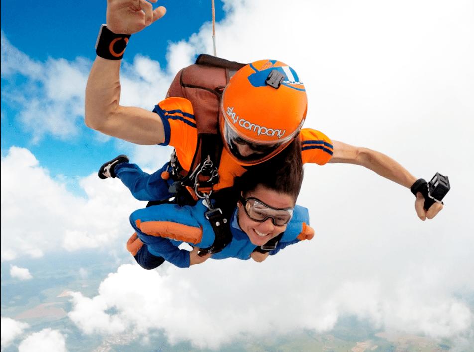Dia do paraquedista: 5 motivos para comemorar essa data