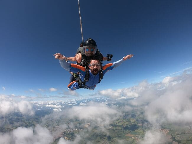 Regras para câmeras para salto de paraquedas