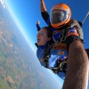 O que pode impedir um salto de paraquedas?