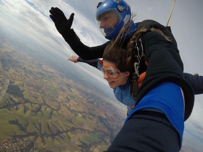 Mitos do paraquedismo para você deixar de lado