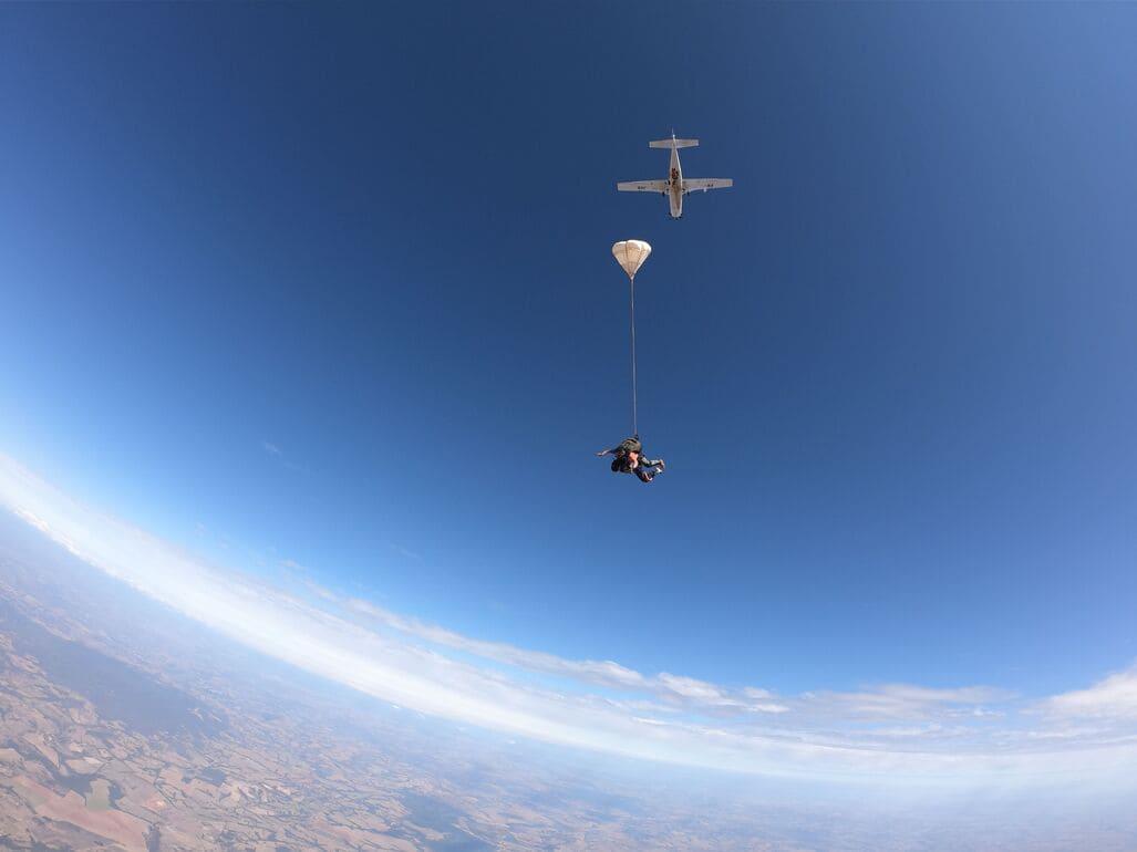 Cursos de paraquedismo para você aproveitar